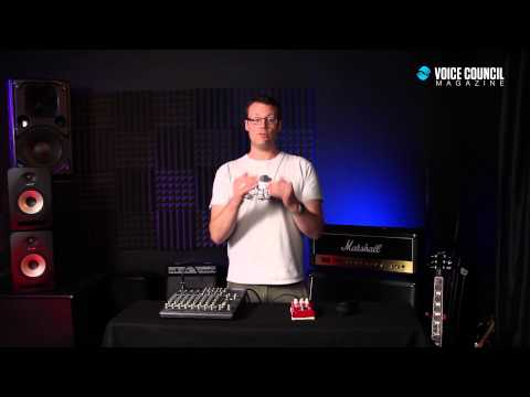 Live Sound For Singers  - Hook Up Your Own Vocal Effects