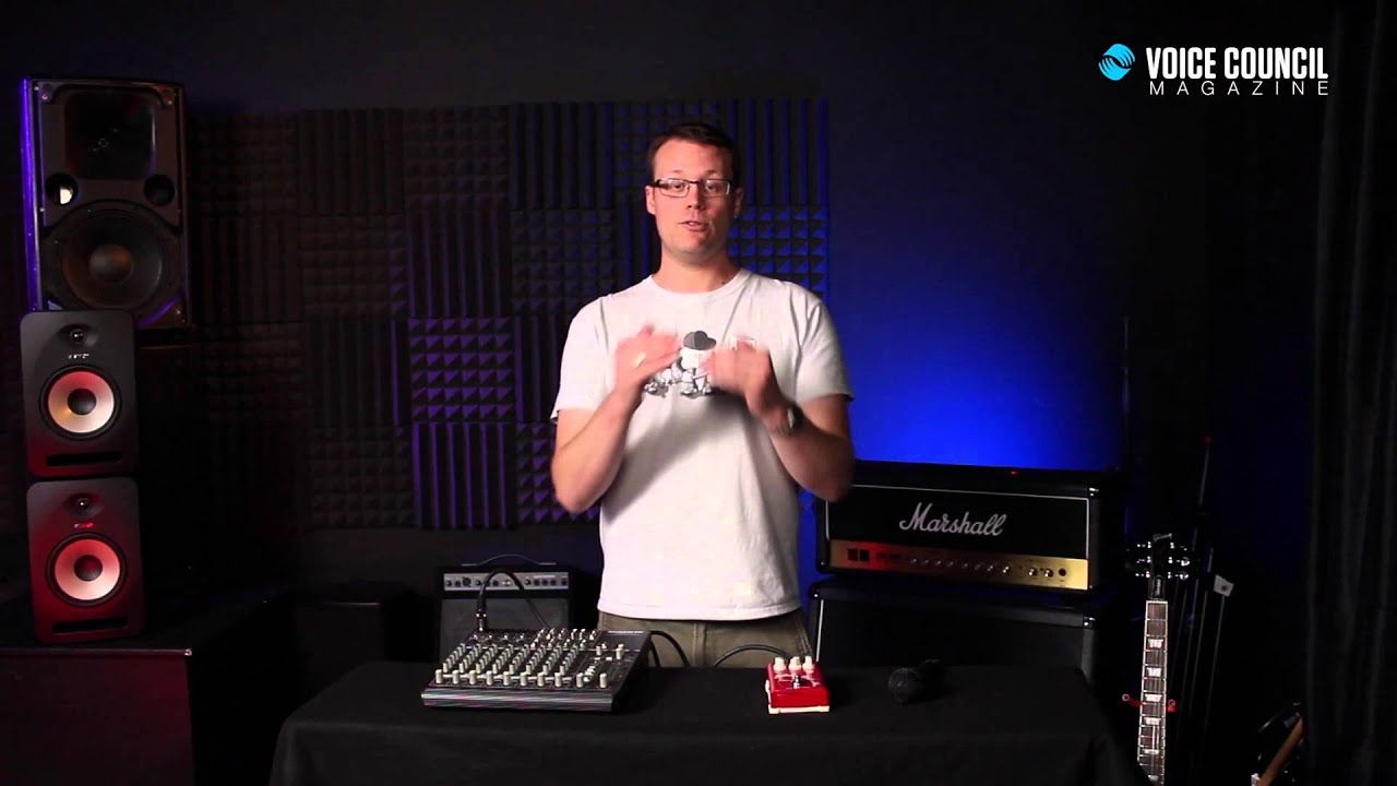 live sound for singers hook up your own vocal effects youtube. Black Bedroom Furniture Sets. Home Design Ideas