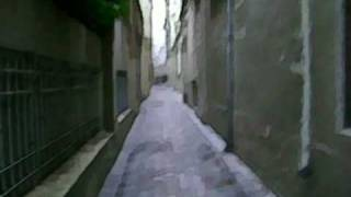 La promenade d'après-midi dans Montmartre