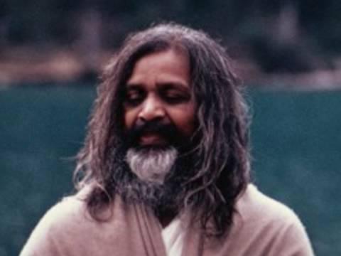 Transcendental Meditation - Maharishi Mahesh Yogi at Lake Louise, Canada, 1968