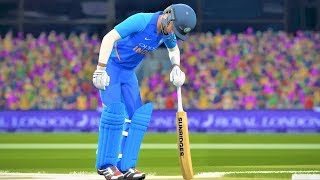 India Vs. Afghanistan , CWC 19 || Live Cricket Score & Commentary || CRICKET19 GAMEPLAY, 1080p