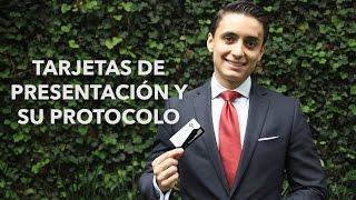 Protocolo para tarjetas de presentación | Humberto Gutiérrez