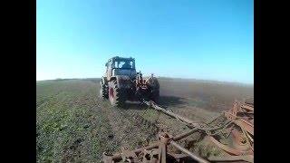 видео Посев ячменя