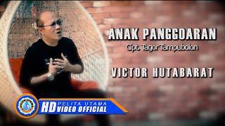 Victor Hutabarat - ANAK PANGGOARAN | Lagu Batak Terbaru ( Official Music Video )