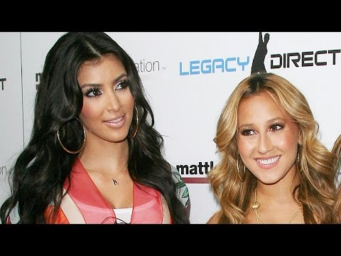 Kim Kardashian and Khloe Feud With Adrienne Bailon Explained