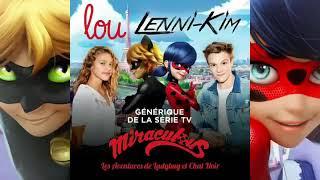 Lou , Lenny-kim (New song miraculous ladybug season 2)