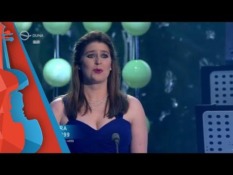 Gloomy Sunday by Réka Kristóf in Virtuosos 2017 (with original Hungarian lyrics)