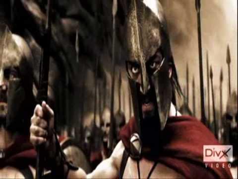 300 (Amon Amarth - Cry of the Black Birds)