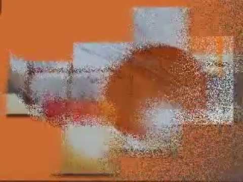 Cuadros abstractos modernos youtube - Cuadros para el bano modernos ...