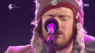 서재페.  Damien Rice.  The Blower