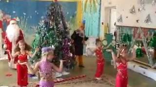 восточный танец в детском саду