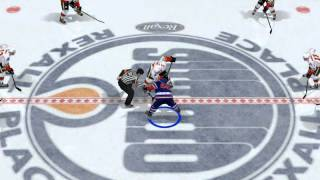 NHL 08 PC oilers - flames