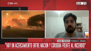 Catástrofe ambiental: Los incendios ya afectan a 14 provincias de Argentina