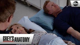 Teddy's Love Triangle - Grey's Anatomy Season 15 Episode 18