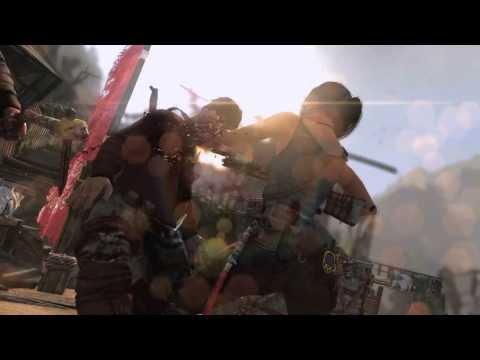 Tomb Raider: Definitive Edition - Trailer - Eurogamer