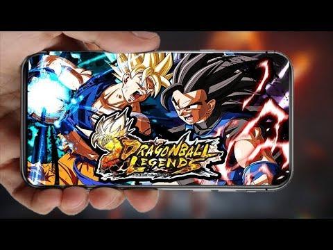 Dragon Ball Legends: SAIU!!! O Melhor Dragon Ball Para Celular de TODOS!!! Omega Play