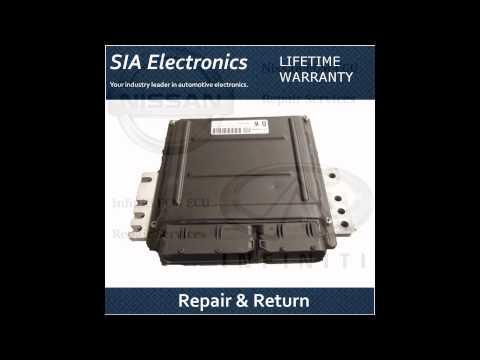 NIssan ECM ECU PCM Repair & Return Service