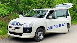 Японский Жигуль.  Toyota Probox / Succeed.  Самый полный обзор!  160 / 165 кузов