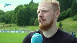 Иван Новосельцев: «Много занимаемся тактикой и работаем над физической подготовкой»