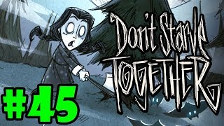 (Day 622-629) - Don't Starve Together - HALLOWED NIGHTS (w Subs) - Part 45