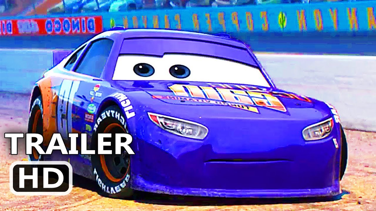 Cars 3 final trailer 2017 pixar animation movie hd youtube - Watch cars 3 online free dailymotion ...