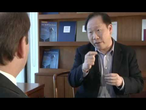 Video Interview: Eric Siow, Open Patent Alliance