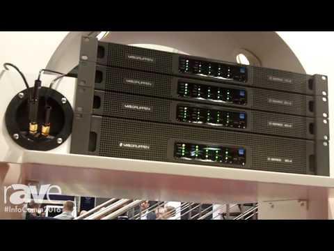 InfoComm 2016: Lab.gruppen Launches D Series Slimline Amplifiers