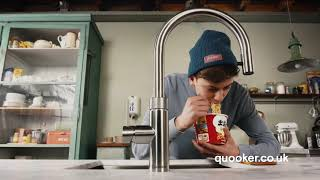Autumn at Quooker - the tap that does it all