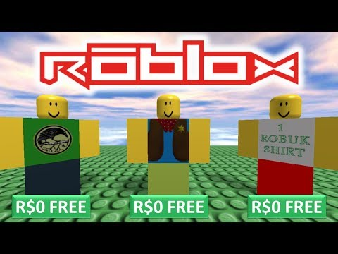 Unlock CLASSIC 2007 Roblox AVATARS! For FREE!!