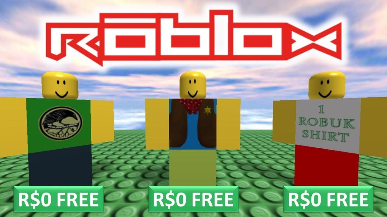 Unlock Classic 2007 Roblox Avatars For Free Youtube
