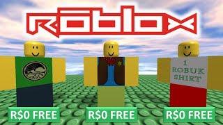 Schalte CLASSIC 2007 Roblox AVATARS frei! KOSTENLOS!!