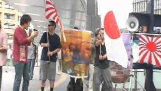 2012年9月9日(日)JR岐阜駅前及び野田聖子事務所前にて野田聖子...