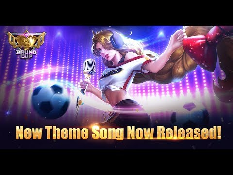 Mobile Legends: Bang Bang! New Theme Song - Champions United