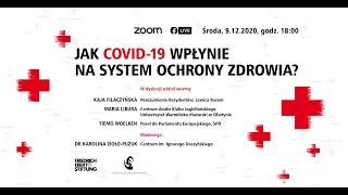 Jak COVID-19 wpłynie na system ochrony zdrowia?