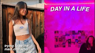 DAY IN A LIFE as a QUARANTEEN + switching lives w/ youtubers ft. kelly michalita and carina natalie