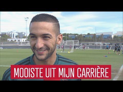 Ziyech: 'Goal tegen Valencia wordt steeds mooier'