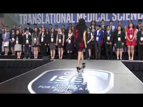 Intel ISEF 2018 Grand Awards Ceremony
