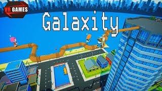 Новый виртуальный мир Galaxity. Сможет ли Galaxity переплюнуть VR Chat?
