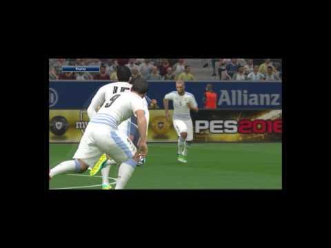 PES 2016   World Cup, Best goals (Argentina)