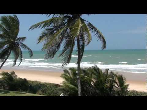 Praia da Via Costeira - Cidade de Natal RN Brasil.