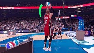 NBA 2K19 My Career - 3 Point Contest! Ep.12