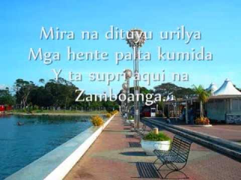 Zamboanga - Khen Martin & BlindCurrent (Originial Chavacano Music)