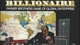 Ep 86: Billionaire Board Game Review (Parker Brothers 1973)