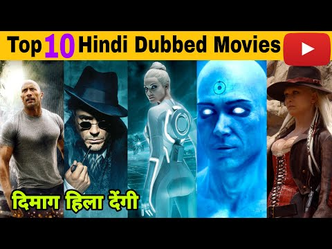 Top 10 Hollywood movies Available on YouTube Dubbed in hindi | Ep 19 | Oye Filmy