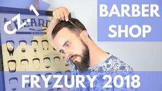 Męskie fryzury 2018 - Jaka najlepsza? Jak przygotować się do wizyty w barbershopie?