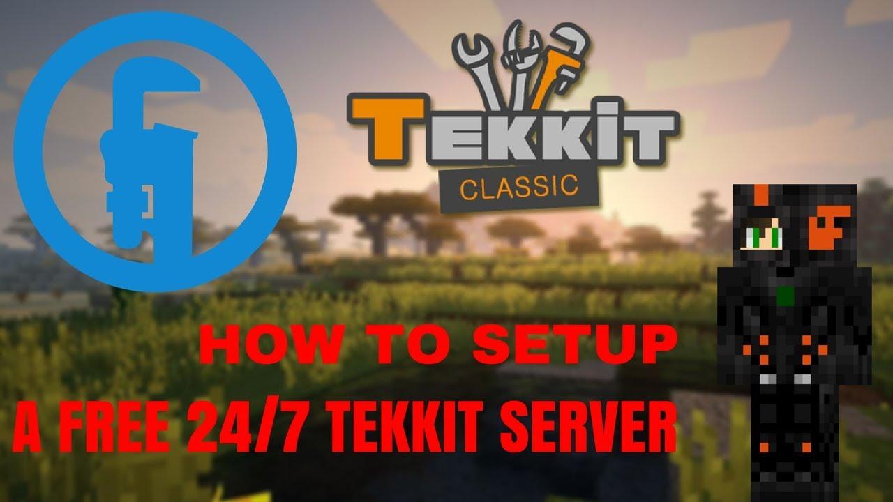 tekkit legends server hosting
