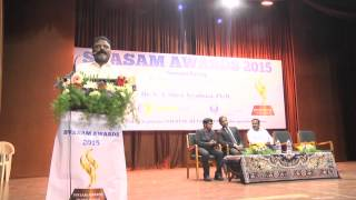 Svasam Awards 2015-The Grand IT Ceremony by Svasam Group(PART-I)