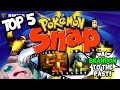 Top 5 Funniest Moments In Pokemon Snap