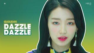 "HOW WOULD GUGUDAN (구구단) SING WEKI MEKI (위키미키) ""Dazzle Dazzle…"