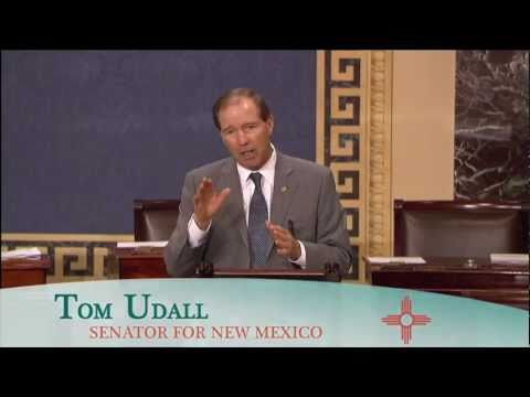 Tom Udall: PATRIOT Act Debate Long Overdue